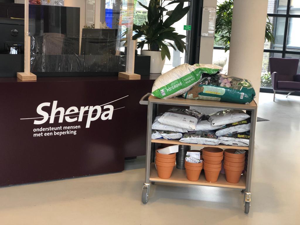corona-actie-sherpa